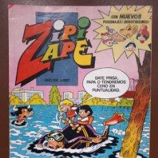 Tebeos: ZIPI Y ZAPE Nº562 - EDITORIAL BRUGUERA - 1984. Lote 141147458