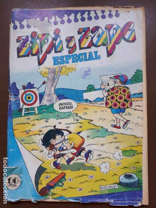 ZIPI Y ZAPE ESPECIAL Nº12 - EDITORIAL BRUGUERA - 1978 (Tebeos y Comics - Bruguera - Otros)