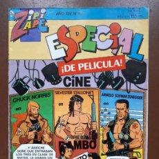 Tebeos: ZIPI Y ZAPE Nº162 ESPECIAL ¡DE PELÍCULA! - EDITORIAL BRUGUERA - 1986. Lote 141260338