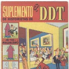 Tebeos: SUPLEMENTO DE HISTORIETAS DE EL DDT, Nº 26. Lote 141455778