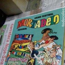 Tebeos: GRAN FESTIVAL MORTADELO ESPECIAL.6. Lote 141489604