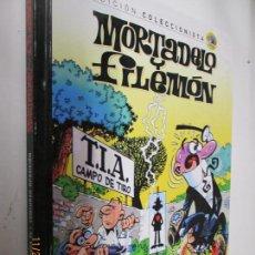 Tebeos: MORTADELO Y FILEMON EDICION COLECCIONISTA - E.D SALVAT . Lote 141604594
