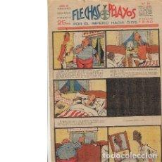 Tebeos: FLECHAS Y PELAYOS Nº 90. 25 DE AGOSTO DE 1940. Lote 54114448
