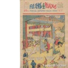 Tebeos: FLECHAS Y PELAYOS Nº 112. 26 DE ENERO DE 1941. Lote 54114534