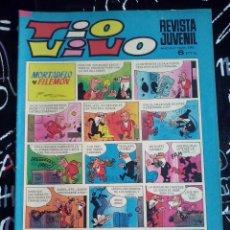 Tebeos: BRUGUERA - TIO VIVO NUM. 590 ( 6 PTS.) MUYYY BUEN ESTADO. Lote 141609354