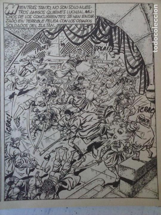 Tebeos: EL COSACO VERDE COMPLETA ORIGINAL 1 A 144 - EN MAGNÍFICO ESTADO, VER NUMEROSAS IMÁGENES, DE LUJO - Foto 54 - 125098099