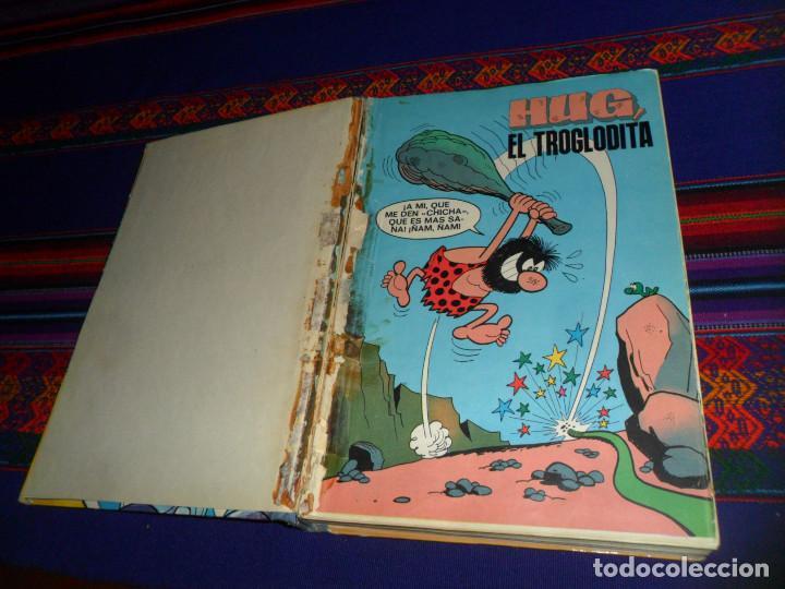 Tebeos: MAGOS DEL HUMOR Nº XII 12. BRUGUERA 1973 HUG DOÑA TECLA BISTURÍN LÍO PORTAPARTES EL BOTONES SACARINO - Foto 2 - 141660334