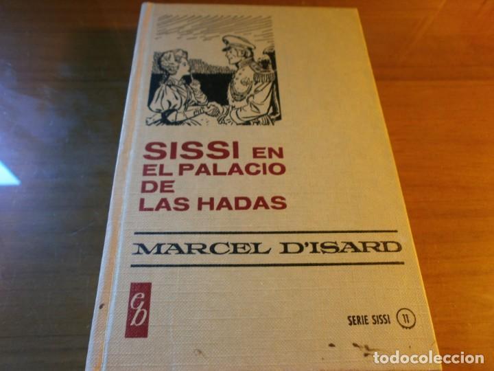 Tebeos: LOTE 4 HISTORIAS SELECCIÓN - Serie Sissi - Nº 5, 6, 11,13 - MARCEL DISARD - EDT. BRUGUERA, Años 60. - Foto 4 - 141882346