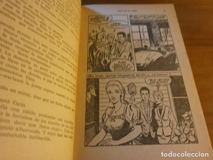 Tebeos: LOTE 4 HISTORIAS SELECCIÓN - Serie Sissi - Nº 5, 6, 11,13 - MARCEL DISARD - EDT. BRUGUERA, Años 60. - Foto 9 - 141882346