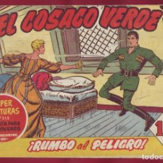 Tebeos: ROBERTO ALCAZAR Y PEDRIN NÚMERO 11 RUMBO AL PELIGRO. Lote 141911758