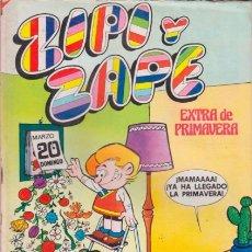 Tebeos: ZIPI Y ZAPE EXTRA PRIMAVERA -1977 - MATTIOLI-LLAMPAYAS-GOSSET-MARTZ SCHMIDT-ESCOBAR-DIFÍCIL-9699. Lote 141945366