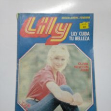 Tebeos: LILY REVISTA JUVENIL FEMENINA Nº 987. AÑO XVII. EDITORIAL BRUGUERA. TDKC39. Lote 142027654