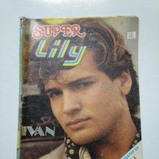Tebeos: SUPER LILY Nº 66. AÑO XVIII. 1981. EDITORIAL BRUGUERA. TDKC39. Lote 142031258