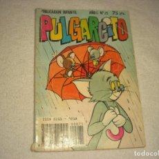 Tebeos: PULGARCITO Nº 75 , PUBLICACION INFANTIL.. Lote 142068034