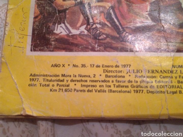 Tebeos: El Jabato. N° 35. El ópalo mágico. - Foto 4 - 142101509