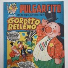 Tebeos: PULGARCITO ORIGINAL - MAGOS DEL LÀPIZ - GORDITO RELLENO - COMO NUEVO - MUY DIFICIL. Lote 142208358