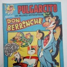 Tebeos: PULGARCITO ORIGINAL - DON BERRINCHE Nº 1 - MAGOS DEL LÁPIZ - MUY BUEN ESTADO. Lote 142209142