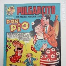 Tebeos: PULGARCITO ORIGINAL - DON PÍO - MAGOS DEL LÁPIZ - NUEVO IMPECABLE. Lote 142209806