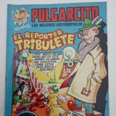 Tebeos: PULGARCITO ORIGINAL - MAGOS DEL LÁPIZ - EL REPORTER TRIBULETE - MUY, MUY NUEVO. Lote 142210058