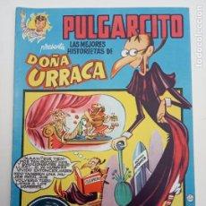 Tebeos: PULGARCITO ORIGINAL - MAGOS DEL LÁPIZ - DOÑA URRACA - MUY , MUY NUEVO. Lote 142210218
