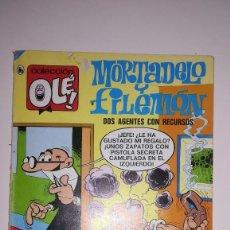 Tebeos: MORTADELO Y FILEMON N°18 7°EDICIÓN 1986 BRUGUERA. . Lote 142257414