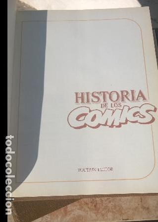 Tebeos: 3 tomos de la Historia del comic editorial toutain - Foto 3 - 142416730