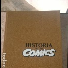 Tebeos: 3 TOMOS DE LA HISTORIA DEL COMIC EDITORIAL TOUTAIN. Lote 142416730