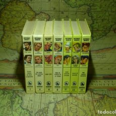 Tebeos: LOTE 7 TOMOS DE HISTORIAS INFANTIL BRUGUERA. Nº´S 1,4,6,8,21,22 Y 27. DE 1982 A 1985.. Lote 142442746