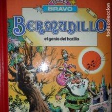 Tebeos: BERMUDILLO, EL GENIO DEL HATILLO, NÚMERO 1, ED. BRUGUERA, GRAN BRAVO. Lote 142656558