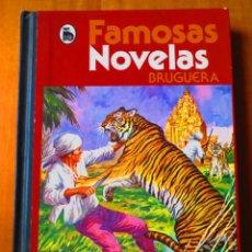 Tebeos: FAMOSAS NOVELAS BRUGUERA 19 (XIX). Lote 142678790