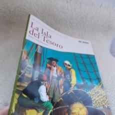 Tebeos: LA ISLA DEL TESORO.JOYAS LITERARIAS JUVENILES.COLECCION DE EL PAIS. Lote 142801790