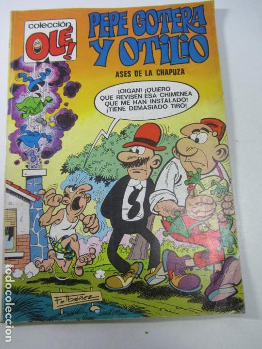 PEPE GOTERA Y OTILIO - COLECCION OLE, Nº 85; BRUGUERA Nº LOMO CX01 (Tebeos y Comics - Bruguera - Ole)