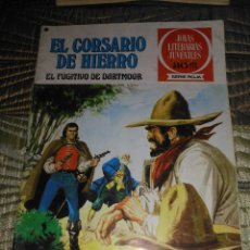Tebeos: EL CORSARIO DE HIERRO Nº 26 SERIE ROJA 1ª EDICIÓN 1977. Lote 142978090
