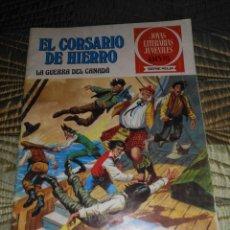 Tebeos: EL CORSARIO DE HIERRO Nº 29 SERIE ROJA 1ª EDICIÓN 1977. Lote 142978498