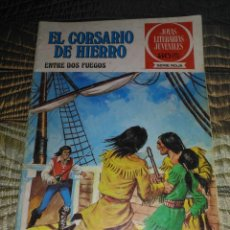 Tebeos: EL CORSARIO DE HIERRO Nº 30 SERIE ROJA 1ª EDICIÓN 1977. Lote 142978718