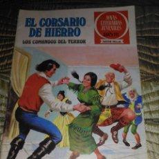 Tebeos: EL CORSARIO DE HIERRO Nº 31 SERIE ROJA 1ª EDICIÓN 1977. Lote 142978818
