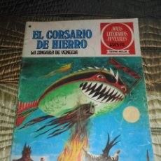 Tebeos: EL CORSARIO DE HIERRO Nº 39 SERIE ROJA 1ª EDICIÓN 1977. Lote 142980166