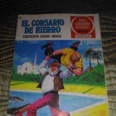 Tebeos: EL CORSARIO DE HIERRO Nº 49 SERIE ROJA 1ª EDICIÓN 1977. Lote 142982598