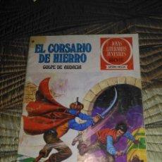 Tebeos: EL CORSARIO DE HIERRO Nº 51 SERIE ROJA 1ª EDICIÓN 1977. Lote 142982762
