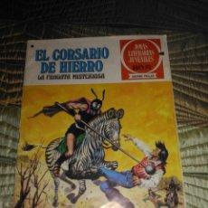 Tebeos: EL CORSARIO DE HIERRO Nº 52 SERIE ROJA 1ª EDICIÓN 1977. Lote 142983650