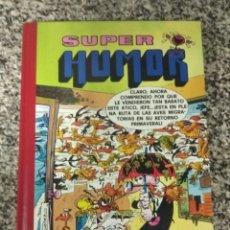 Tebeos: SUPER HUMOR 6 (1A EDICIÓN AGOSTO 1990). Lote 142985286