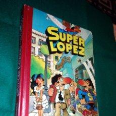 Tebeos: TOMO SUPER LOPEZ 1A EDICION 1982 BRUGUERA. Lote 142994877