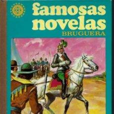 Tebeos: FAMOSAS NOVELAS VOLUMEN XVIII - BRUGUERA 1981, 1ª EDICION - MUY BIEN CONSERVADO. Lote 142996302