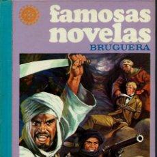 Tebeos: FAMOSAS NOVELAS VOLUMEN XVII - BRUGUERA 1979, 1ª EDICION - MUY BIEN CONSERVADO. Lote 142996334