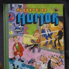 Tebeos: SUPER HUMOR VOLUMEN XXV BRUGUERA 1ª EDICION. Lote 143006982