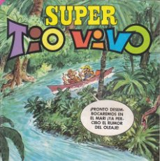 Tebeos: COMIC COLECCION SUPER TIO VIVO Nº 89. Lote 143146274