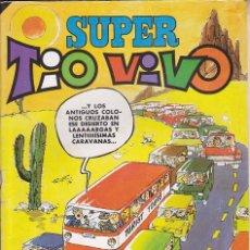 Tebeos: COMIC COLECCION SUPER TIO VIVO Nº 46. Lote 143146306