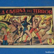 Tebeos: (MC) EL HOMBRE DE LA ESTRELLA NUM 6 - EDT BRUGUERA , LOMO RESTAURADO. Lote 143146330