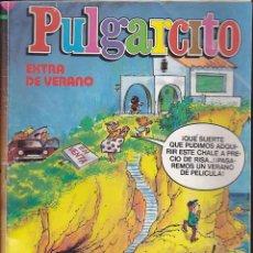 Tebeos: COMIC CCOLECCION PULGARCITO EXTRA DE VERANO 1980. Lote 143172474