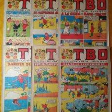 Tebeos: LOTE 6 COMICS TBO. BUIGA. DISTINTOS. Lote 143198274